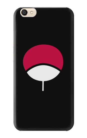 Printed Naruto Uchiha Clan alcatel Pop S9 Case