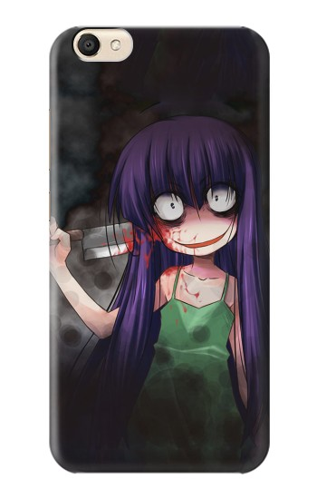Printed Creepypasta Creepy Pasta higurashi alcatel Pop S9 Case