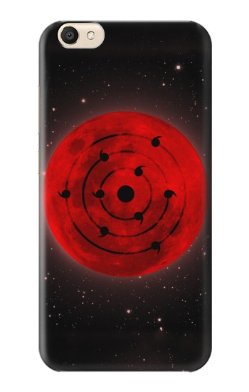 Printed Eye of the Moon Plan Madara Naruto alcatel Pop S9 Case