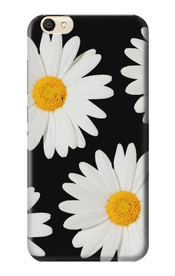 Printed Daisy flower alcatel Pop S9 Case