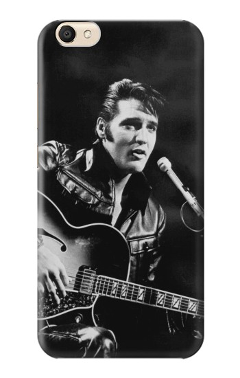 Printed Elvis Presley Live Concert alcatel Pop S9 Case