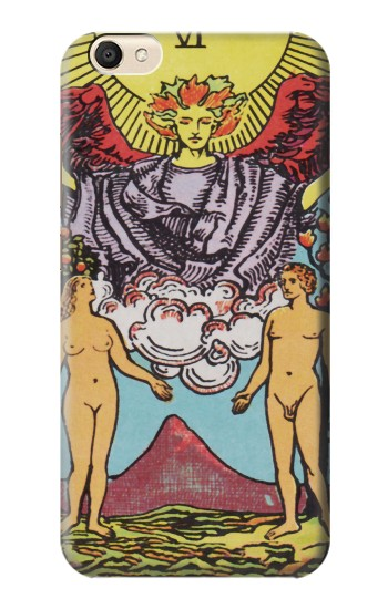Printed Lovers Tarot Card alcatel Pop S9 Case