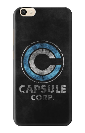 Printed Dragonball Capsule Corp Symbol alcatel Pop S9 Case