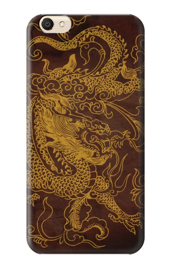 Printed Chinese Dragon alcatel Pop S9 Case