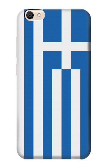 Printed Flag of Greece alcatel Pop S9 Case