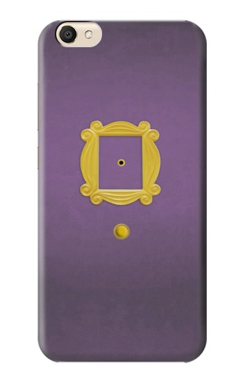 Printed Friends Purple Door Minimalist alcatel Pop S9 Case