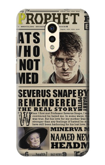 Printed Harry Potter Daily Prophet Apple iPad Air 2 Case