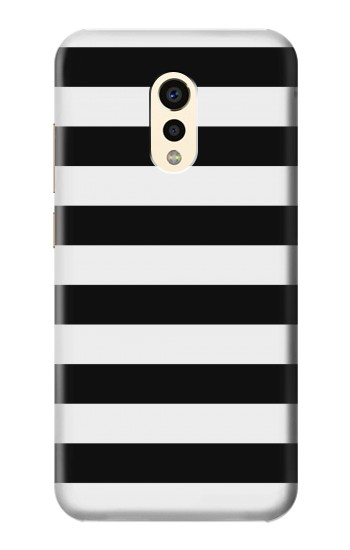 Printed Black and White Striped Apple iPad Air 2 Case