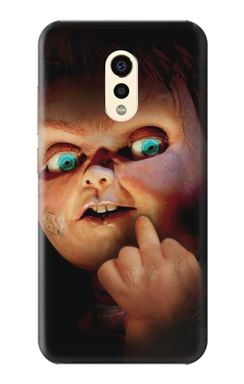 Printed Chucky Middle Finger Apple iPad Air 2 Case