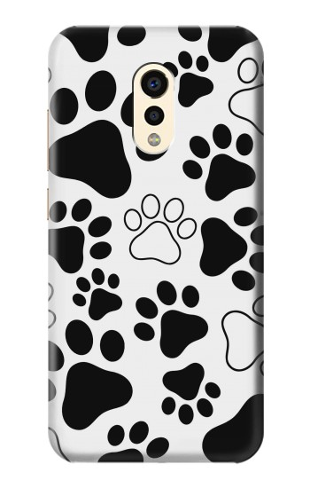 Printed Dog Paw Prints Apple iPad Air 2 Case