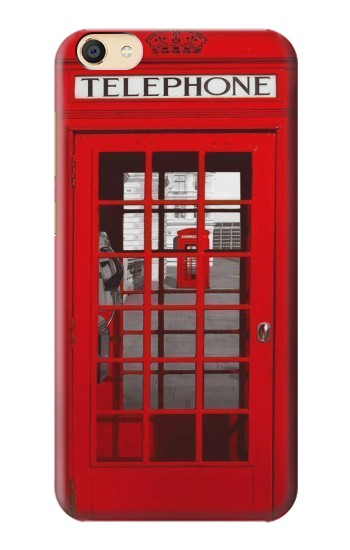 Printed Classic British Red Telephone Box Apple iPad Mini 3 Case