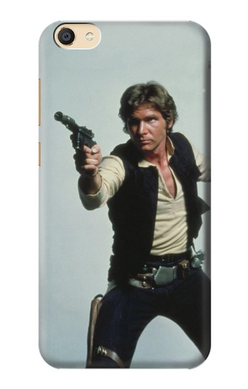 Printed Han Solo Apple iPad Mini 3 Case
