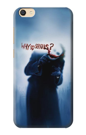 Printed Batman Joker Why So Serious Apple iPad Mini 3 Case