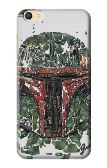 Printed Star War Soldier Apple iPad Mini 3 Case