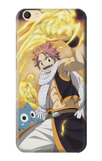 Printed Fairy Tail Natsu Happy Apple iPad Mini 3 Case