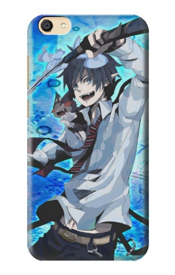 Printed Ao no Exorcist Blue Exorcist Rin Okumura Apple iPad Mini 3 Case