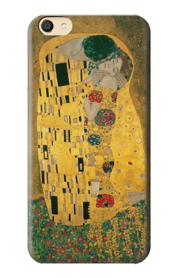 Printed Gustav Klimt The Kiss Apple iPad Mini 3 Case