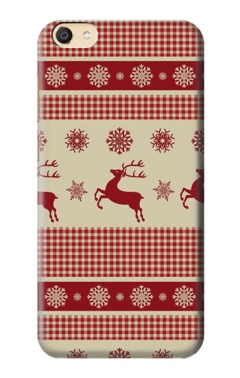 Printed Christmas Snow Reindeers Apple iPad Mini 3 Case