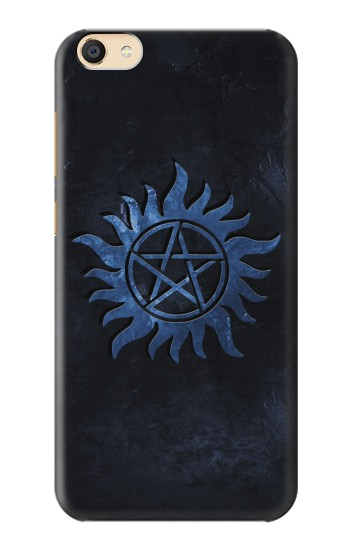 Printed Supernatural Anti Possession Symbol Apple iPad Mini 3 Case