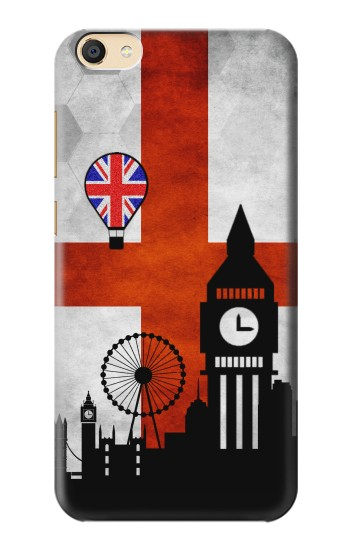 Printed England Football Flag Apple iPad Mini 3 Case