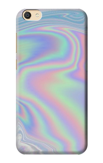 Printed Pastel Holographic Photo Printed Apple iPad Mini 3 Case