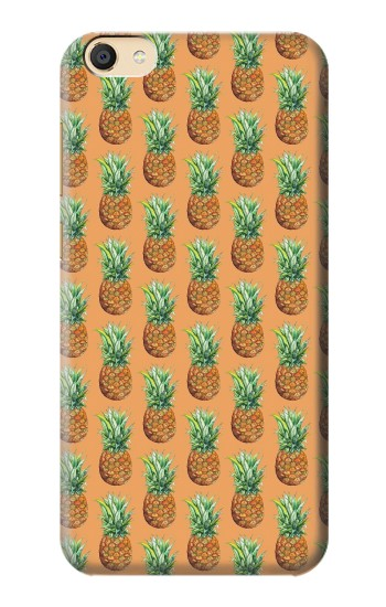 Printed Pineapple Pattern Apple iPad Mini 3 Case