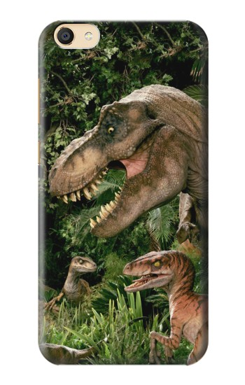 Printed Trex Raptor Dinosaur Apple iPad Mini 4 Case