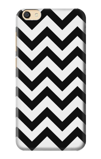 Printed Chevron Zigzag Apple iPad Mini 4 Case
