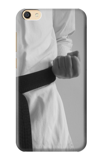 Printed Black Belt Karate Apple iPad Mini 4 Case