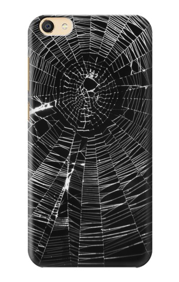 Printed Spider Web Apple iPad Mini 4 Case