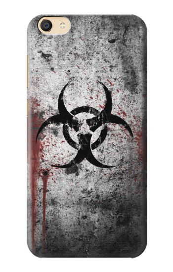 Printed Biohazards Biological Hazard Apple iPad Mini 4 Case