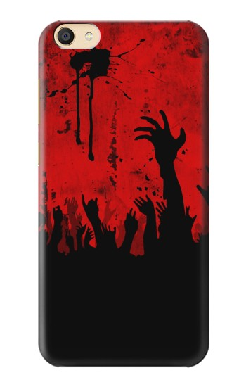 Printed Zombie Hands Apple iPad Mini 4 Case