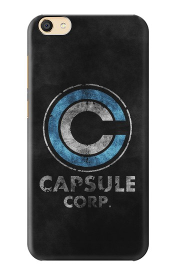 Printed Dragonball Capsule Corp Symbol Apple iPad Mini 4 Case