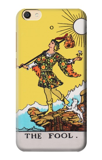 Printed Tarot Card The Fool Apple iPad Mini 4 Case