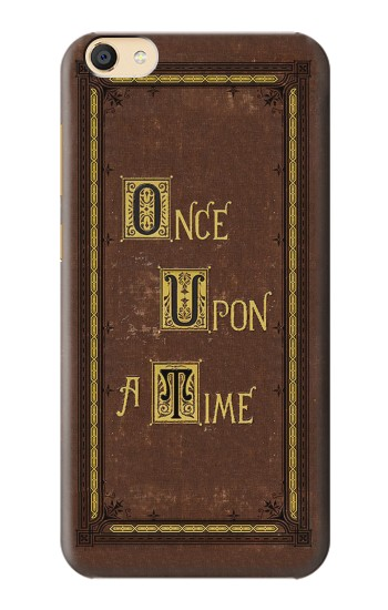 Printed Once Upon a Time Book Cover Apple iPad Mini 4 Case