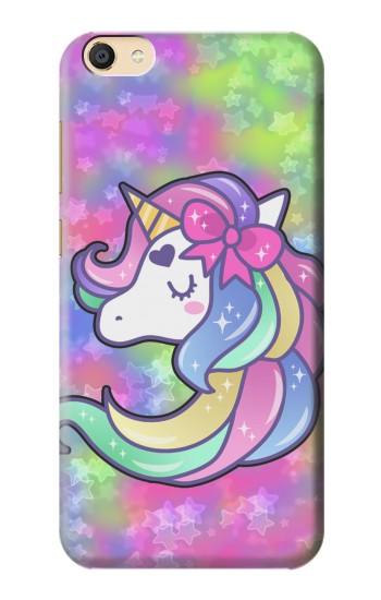 Printed Pastel Unicorn Apple iPad Mini 4 Case