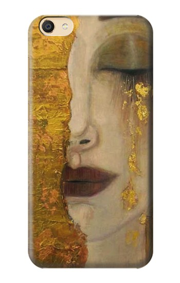 Printed Gustav Klimt Golden Tears Apple iPad Mini 4 Case