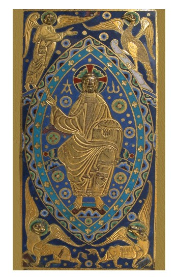 Printed Book Cover Christ Majesty Apple Watch Band (44mm) Case