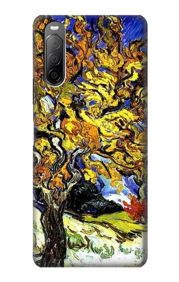 Printed Mulberry Tree Van Gogh Sony Xperia 10 II Case