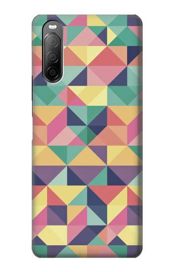 Printed Variation Pattern Sony Xperia 10 II Case