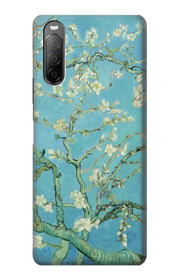Printed Vincent Van Gogh Almond Blossom Sony Xperia 10 II Case