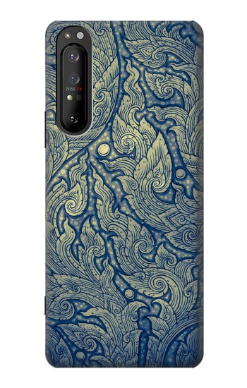 Printed Thai Art Sony Xperia 1 II Case
