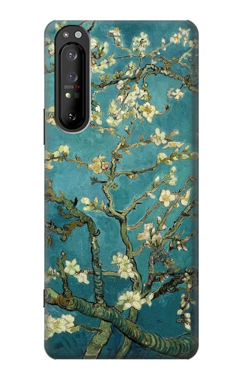 Printed Blossoming Almond Tree Van Gogh Sony Xperia 1 II Case