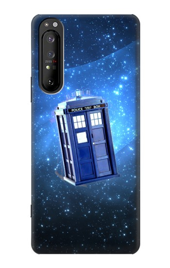 Printed Doctor Who Tardis Sony Xperia 1 II Case