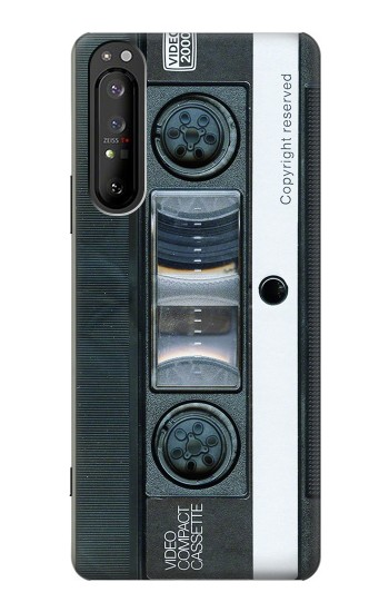 Printed VDO Tape Sony Xperia 1 II Case