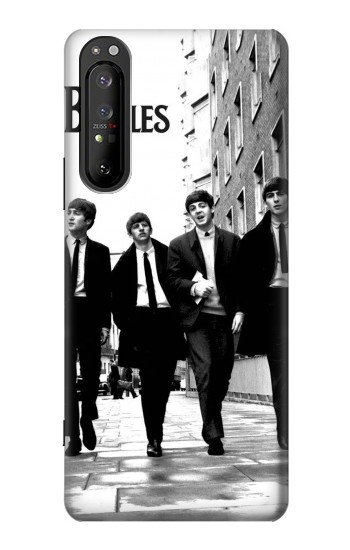 Printed The Beatles in London Sony Xperia 1 II Case