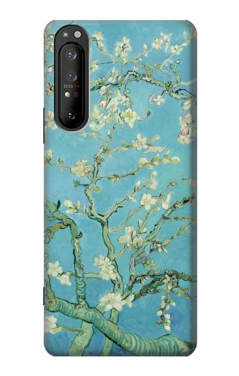 Printed Vincent Van Gogh Almond Blossom Sony Xperia 1 II Case