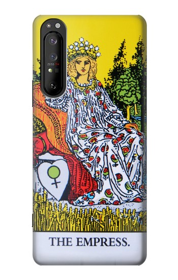 Printed Tarot Card The Empress Sony Xperia 1 II Case