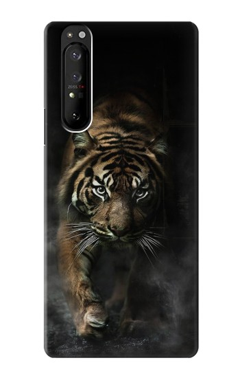 Printed Bengal Tiger Sony Xperia 1 III Case