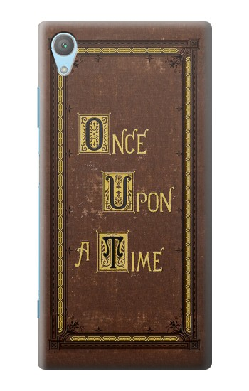 Printed Once Upon a Time Book Cover Huawei Enjoy 5s Case